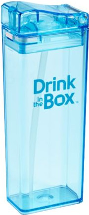 blue 'Drink in a box'