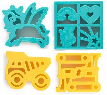 fun sandwich cutters for kindy lunches