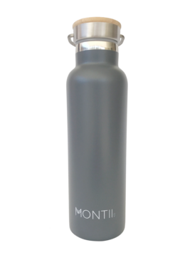 Gray Montii Drink Bottle