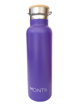 Purple Montii Drink Bottle