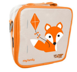 My Family Lunch Bag Foxy