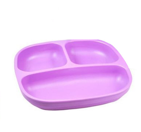 Replay Purple Divided Plate